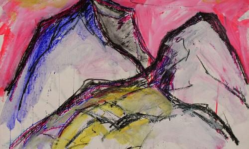La montagna dipinta: Testori e i suoi artisti, da Courbet a Guttuso