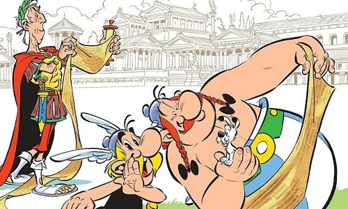 Asterix et les gaulois