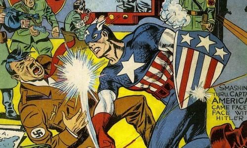 CoMIX - supereroi degli anni '40