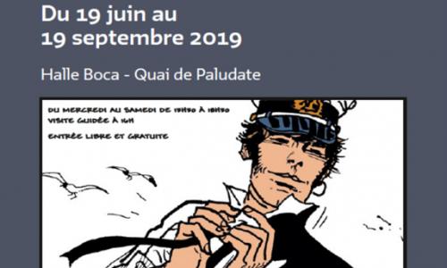 Corto Maltese: successo della mostra di Bordeaux