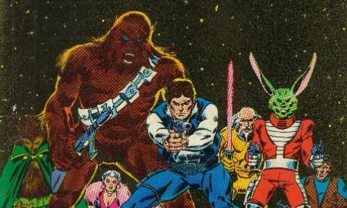 COMIX – Che c'entrano i fumetti con Guerre Stellari?