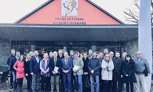 La Conférence transfrontalière Mont-Blanc approuve la candidature du massif du Mont-Blanc au patrimo